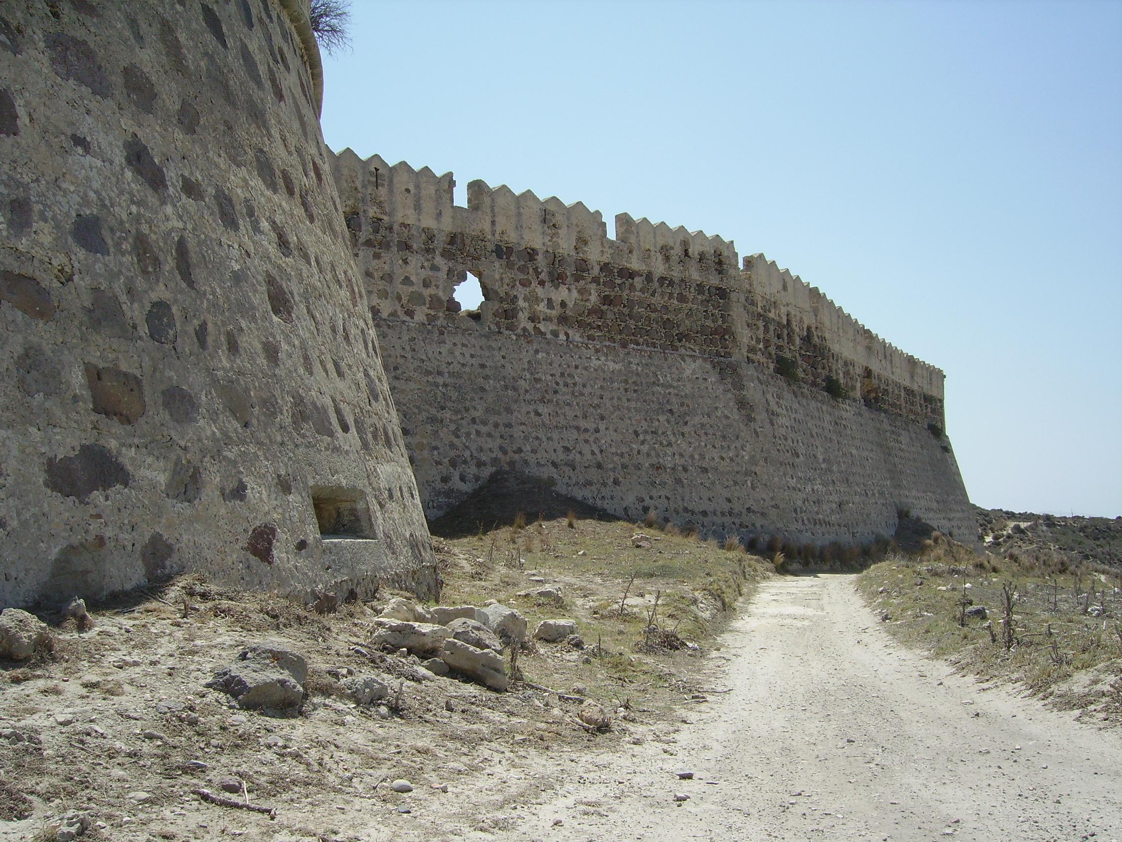 Antimachia Castle – a Must-see on Kos Island