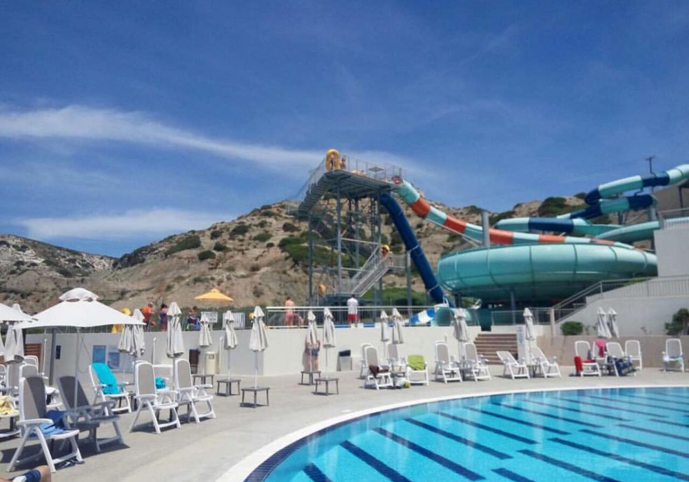 Aquatica Water Park Among the top 25 in Europe