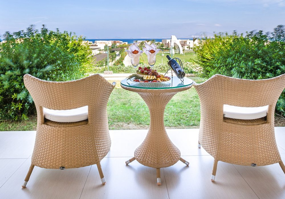Meet Our Double Sea View Rooms