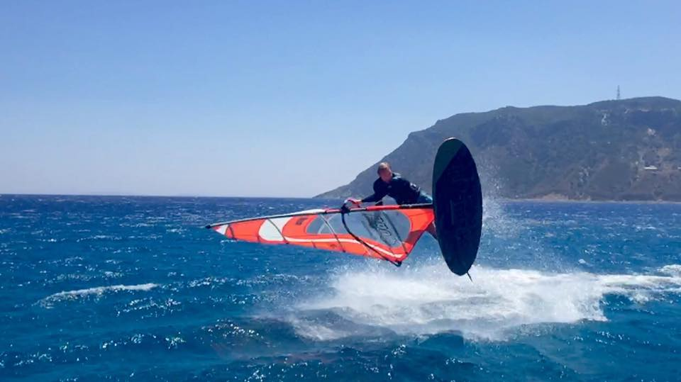 Kefalos Windsurfing Kos Island