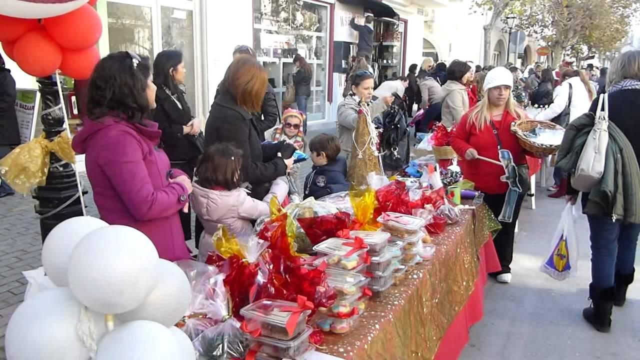 Kos Christmas bazaar