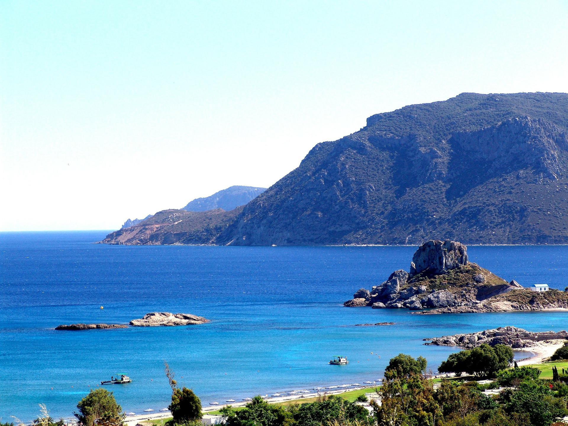 Kos Island's Top Ten Beaches