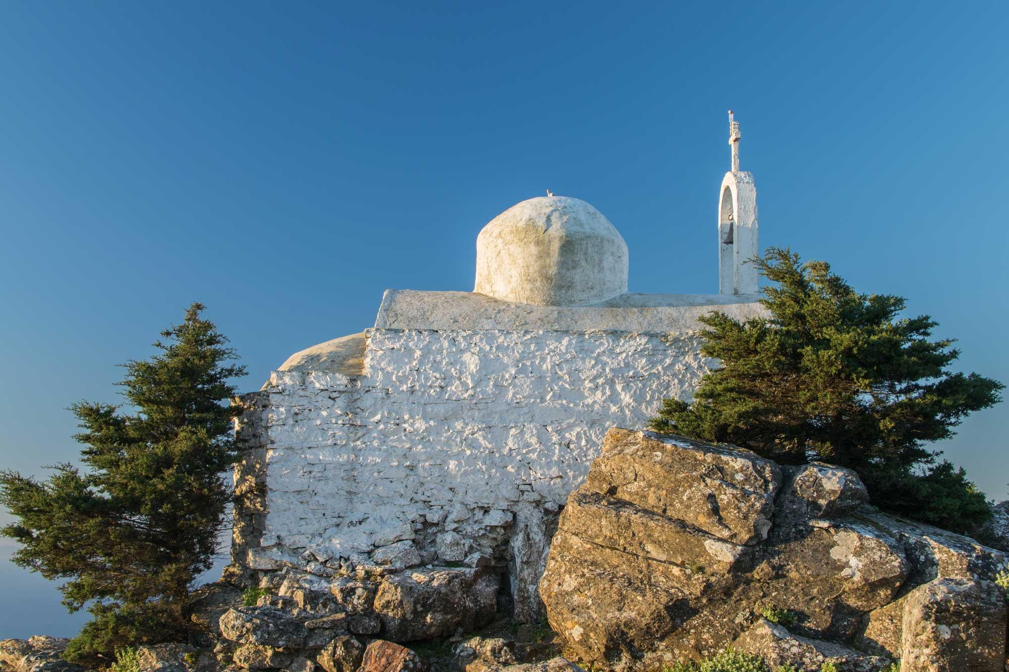 Chapel on Óros Dikaios