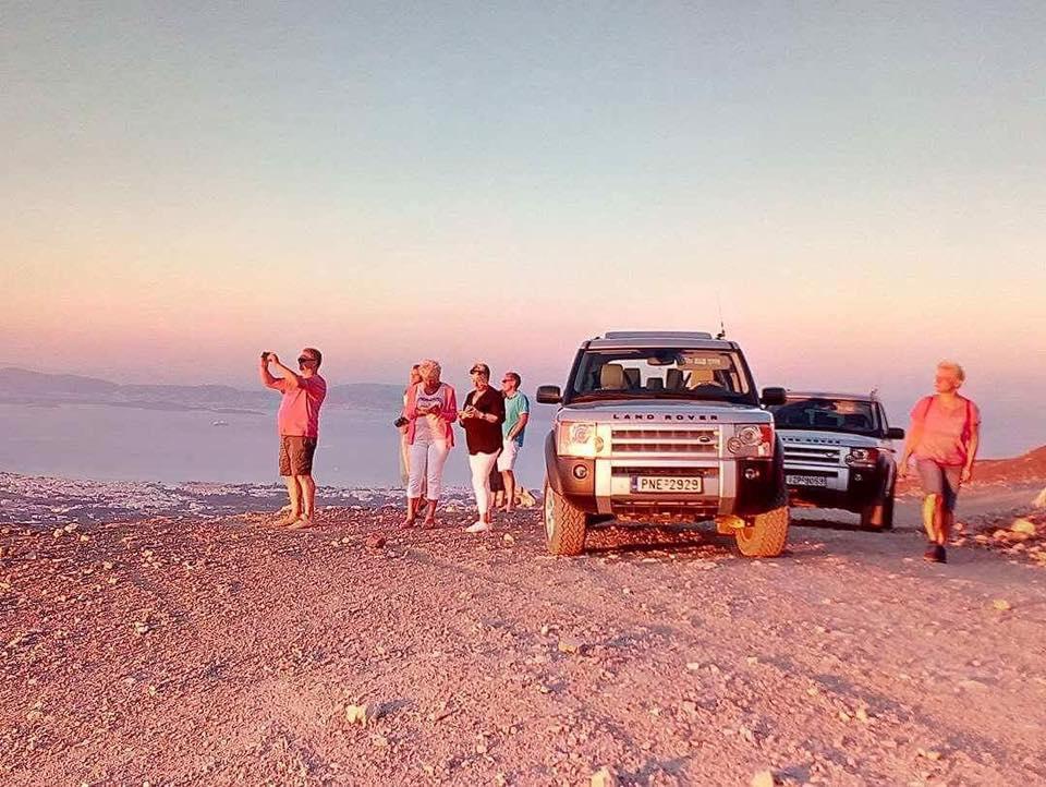 Safari Adventures on Kos, the Island of Hippocrates