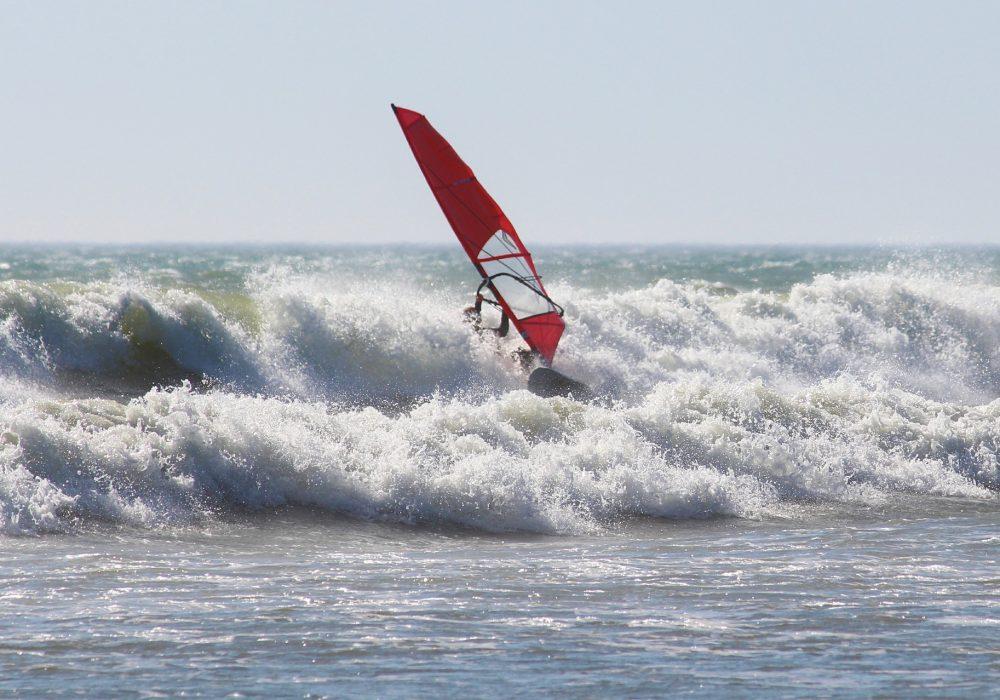Fun Pastimes on Kos Island: Windsurfing