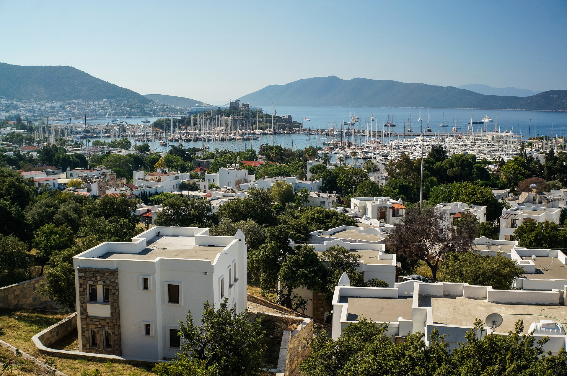 A Day Trip to Bodrum