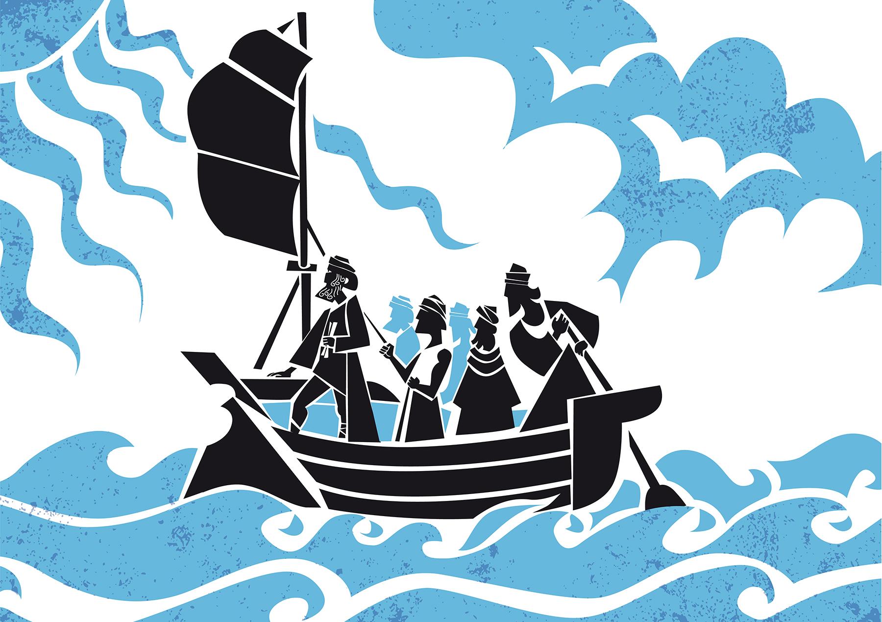 Odysseus – the legend revealed