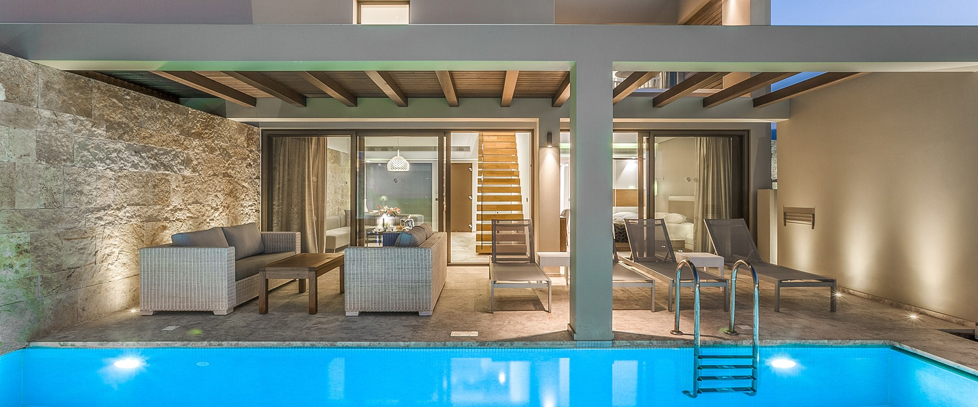 Rooms and Suites at Astir Odysseus