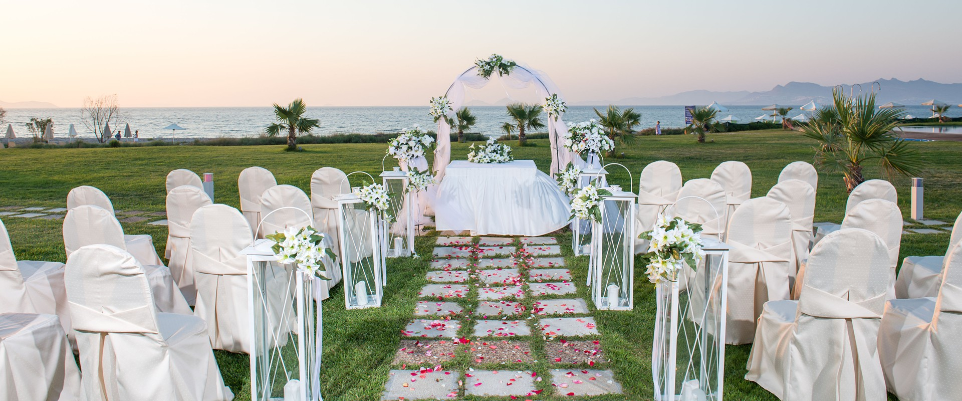 wedding beach KOS