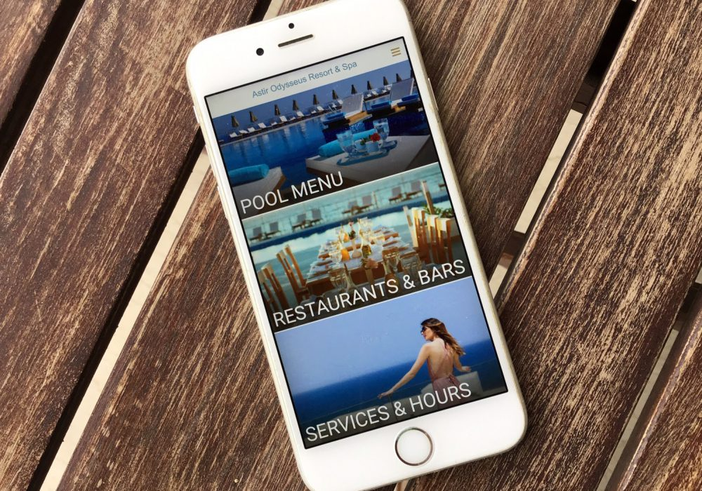 The Astir Odysseus app – your digital concierge