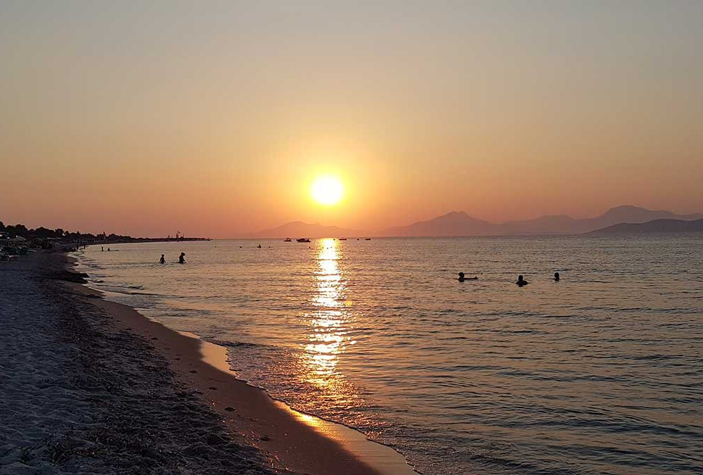 The best seaside spots to catch the sunset on Kos