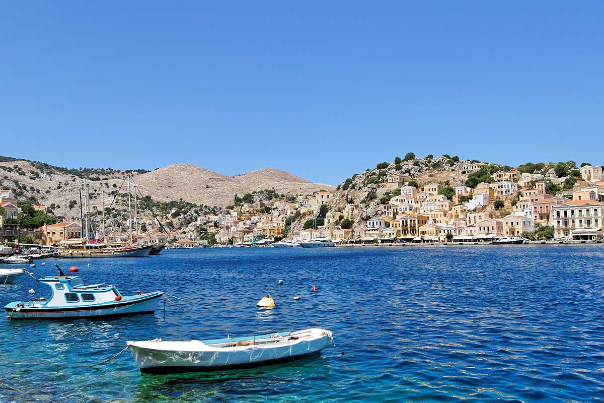 5 small islands around Kos you must visit this summer