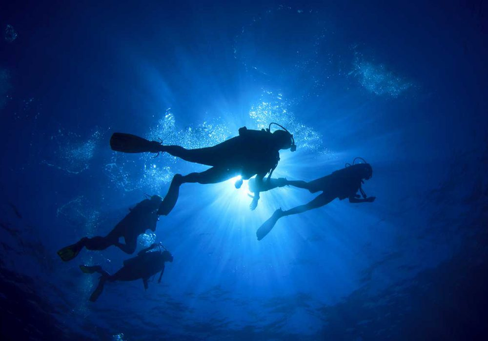 Kos Island for Scuba Divers: The Best Diving Spots